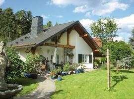 Holiday Home Haus Schwallenberg, Adenau (Leimbach yakınında)
