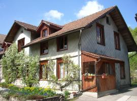 Apartment Drossli, Gibswil (nära Wald)