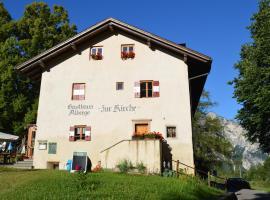Hotel Zur Kirche, Magrè all' Adige (Salorno yakınında)