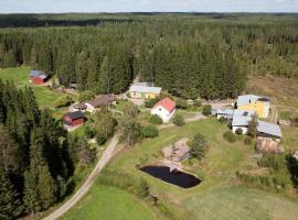 Välimäki Farm Hostel, Murto
