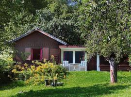 Holiday Home Bienenhaus, Paspels (Almens yakınında)