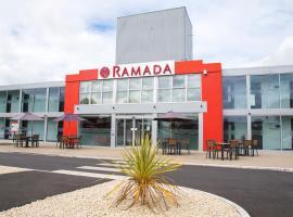 Ramada Milton Keynes, Милтон Кейнс (рядом с городом Sherington)