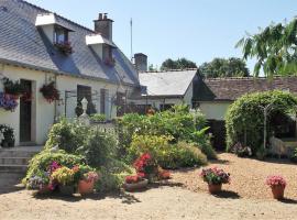 La Buzardière, Chambres d'hôtes, Malicorne-sur-Sarthe (рядом с городом Courcelles-la-Forêt)