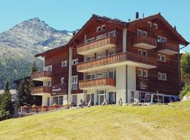 Hotel Alpenperle, Saas-Fee