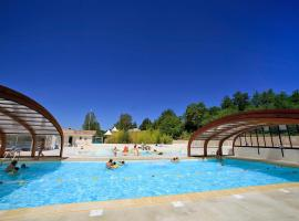 Holiday Home Hameaux des Lacs.3, Monclar-de-Quercy (рядом с городом La Sauzière-Saint-Jean)