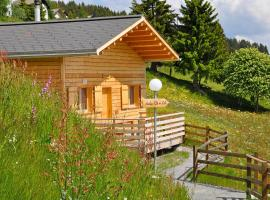 Holiday Home Komfort Aclas Maiensäss Resort.4, Urmein (Tschappina yakınında)