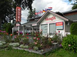 Skagit Motel, Hope (Yale yakınında)