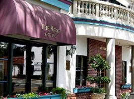 The Rose Hotel, Pleasanton