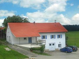 Holiday Home Martin, Wald (Görisried yakınında)