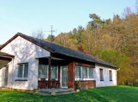 Holiday Home Kyrbach, Liederbach (Near Kirchberg)