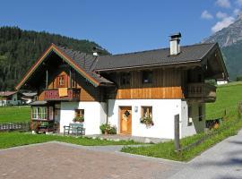Villa Waldheimat, Leogang (Ullach yakınında)