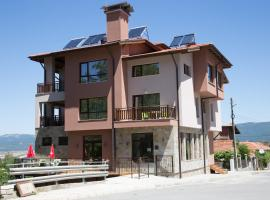 Sveti Nikola Family Hotel Sapareva Banya, Sapareva Banya