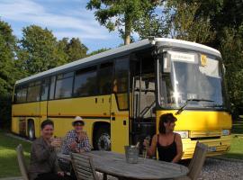 Baie de Somme Bus, Saint-Blimont