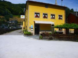 Hotel Rural La Pista, Vega de Rengos (Gillón yakınında)