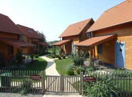 Ferienhäuser Aura, St. Andrä am Zicksee (Tadten yakınında)
