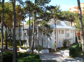 Condominio BILLA, Lignano Sabbiadoro (Lignano Pineta yakınında)