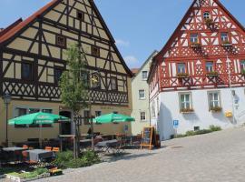 Hotel-Restaurant Stern, Geiselwind