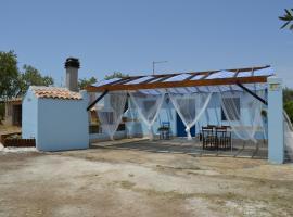 Casa Vacanze Vendicari Holiday, Noto (La Banca yakınında)