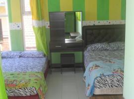 De'Vita Homestay, Маланг (рядом с городом Sengon)