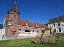Gîte de la Tourelle, Souastre (рядом с городом Saint-Léger-lès-Authie)