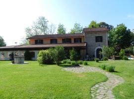 Il Nibbio Reale Country House, Rocca d'Evandro (Sant'Andrea del Garigliano yakınında)