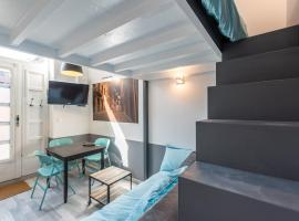 Appartement Ledin - Saint Etienne City Room, Сент-Этьен (рядом с городом Виллар)