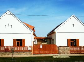 Rétespajta és Apartmanház, Neszmély (рядом с городом Dunaszentmiklós)
