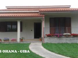 B&B Ohana, Giba (Masainas yakınında)
