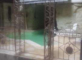 Demeure de la Vignole: Appartement des Anges Troglodytique, Turquant