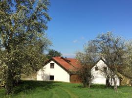 Ferienhaus Hochbrand, Rabenstein (Hofstetten yakınında)