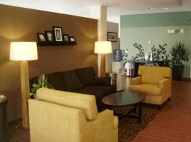 Sleep Inn Suites East Syracuse