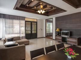 Baan Pattaya Private Villa at Horseshoe Point