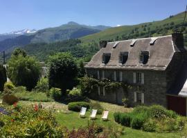 Maison Jeanne, Saint-Paul-d'Oueil (рядом с городом Garin)