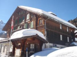 Hotel Alpenrose Saxeten, Saxeten