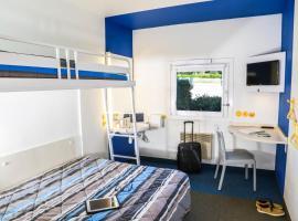 hotelF1 Le Luc le Cannet des Maures