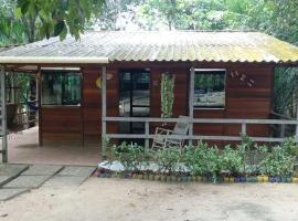 Amazon Hostel Iranduba, Iranduba (Manaquiri yakınında)