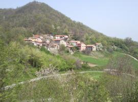 La Casa dei Mimirs, Garbagna (Sant' Agata fossili yakınında)