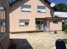 Krpan Guest House, Perušić (рядом с городом Klanac)
