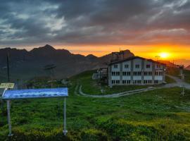 Berghotel Bonistock, Frutt (Aelggi Alp yakınında)