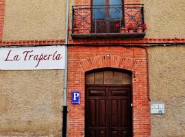 La Trapería Pensión con encanto, Бенавенте (рядом с городом Villaveza del Agua)