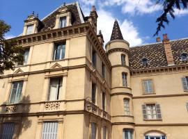 Appartement Château Randin, Экюли (рядом с городом Тассин-Ла-Деми-Луне)