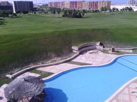 Two Bedroom Apartment at Porto Golf Marina, El Alamein