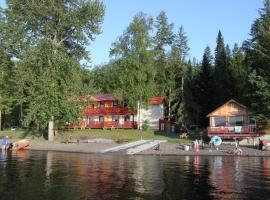 Ponderosa Resort, Canim Lake