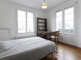 Chambres meublées chez l'habitant dans appartement proche gare sncf, Креи (рядом с городом Saint-Vaast-lès-Mello)
