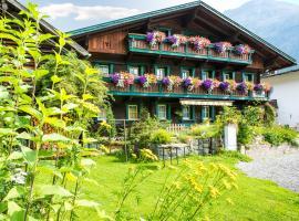 Altes Holzhaus, Sölden