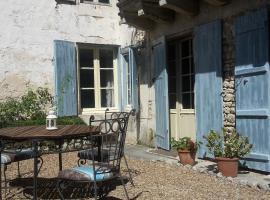 Chez Tuffin, Salles-Lavalette (рядом с городом Gurat)