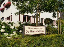 Bed And Breakfast De Hamsche Kuul