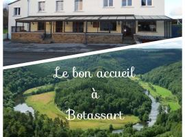 Le Bon Accueil, Ucimont