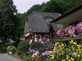 Hotel Talschenke, Simonskall
