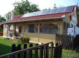 Förhénc Guesthouses I-II-III, Надьканижа (рядом с городом Újudvar)